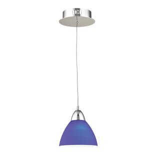 Latitude Run Lynnfield 1-Light Cone Pendant