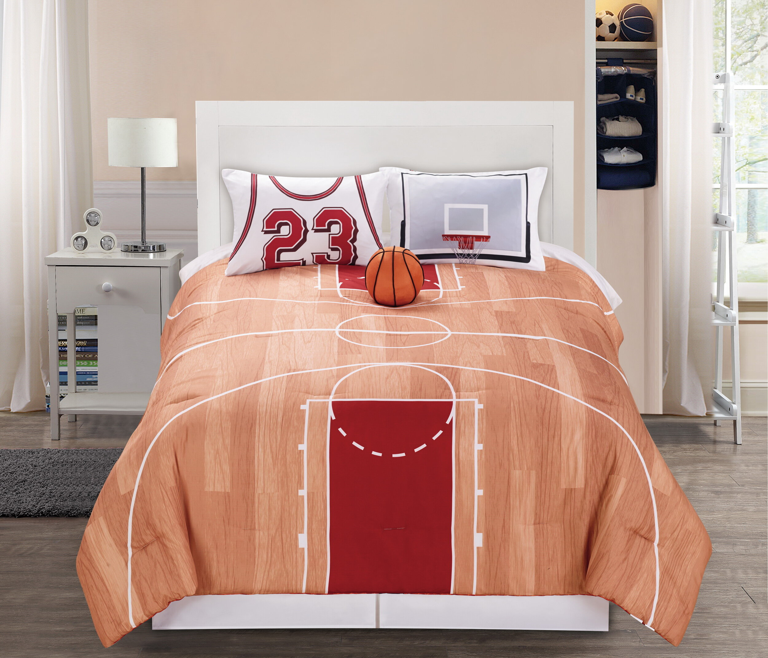 Isabelle Max Blue Ivy B Ball Comforter Set Wayfair