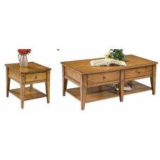 Menifee Coffee Table Set by Loon Peak
