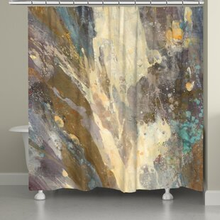 Castello Waters Edge Single Shower Curtain