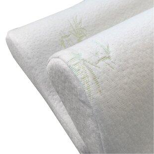Sutton Home Fashions Better Sleep Memory Foam Standard Pillow
