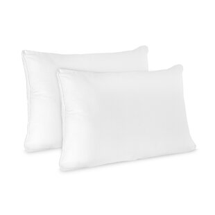 Clive Soft Polyester Jumbo Pillow (Set Of 2) by Alwyn Home New