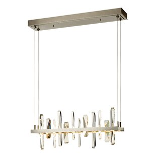 Solitude LED Crystal Chandelier by Synchr..