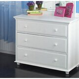 Stolle 3 Drawer Dresser by Zoomie Kids