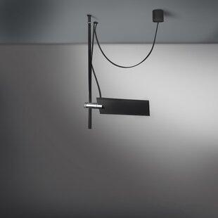 ZANEEN design 1-Light LED Novelty Pendant