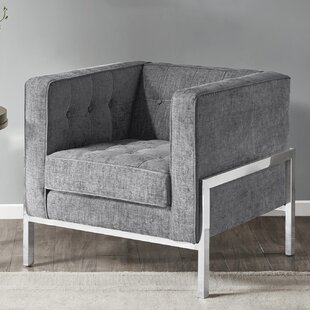 Reviews Alex Chesterfield Chair by Ivy Bronx Reviews (2019) & Buyer's Guide