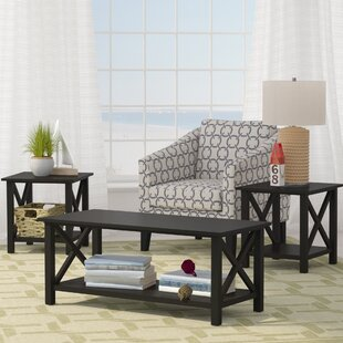 Save to Idea Board. Black & Black Coffee Table Sets You\u0027ll Love | Wayfair