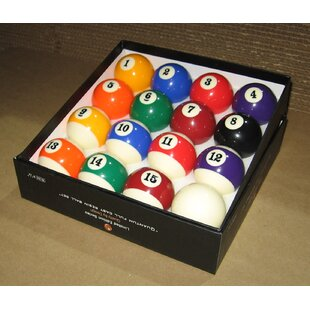Pool Balls Youll Love Wayfair - Mr billiards pool table