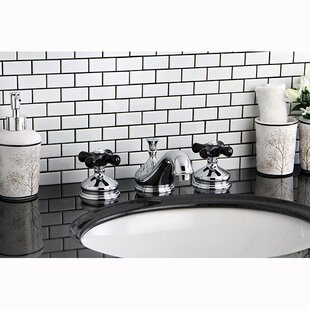 Kingston Brass Duchess Widespread Bathroom Faucet with Pop-Up Drain