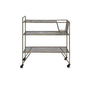 Brayden Studio Darrel Bar Cart