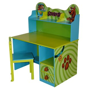 Scooby-Doo 37 W Writing Desk by O'Kids Inc.