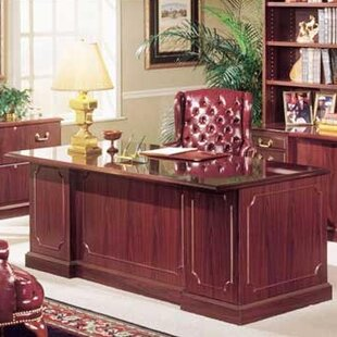 Bedford Executive Desk by High Point Furniture Today Only Sale