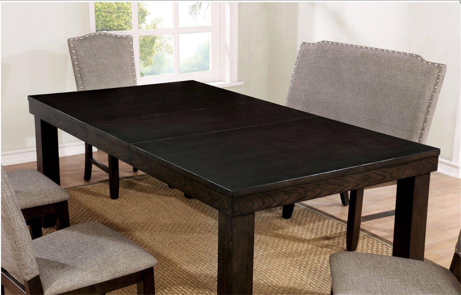 Gracie Oaks Twanna Extendable Dining Table Wayfair