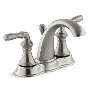 +1. Kohler. Devonshire Centerset Bathroom Sink Faucet ...