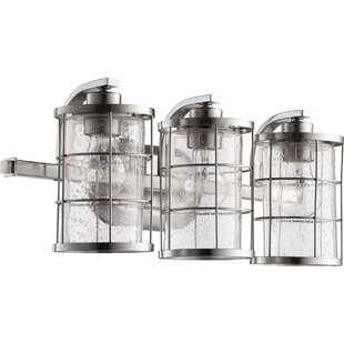 Quorum Ellis 3-Light Vanity Light