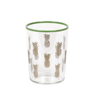 Ms Tumbler Plastic Drinking Glass (Set Of 4) By Tar Hong
