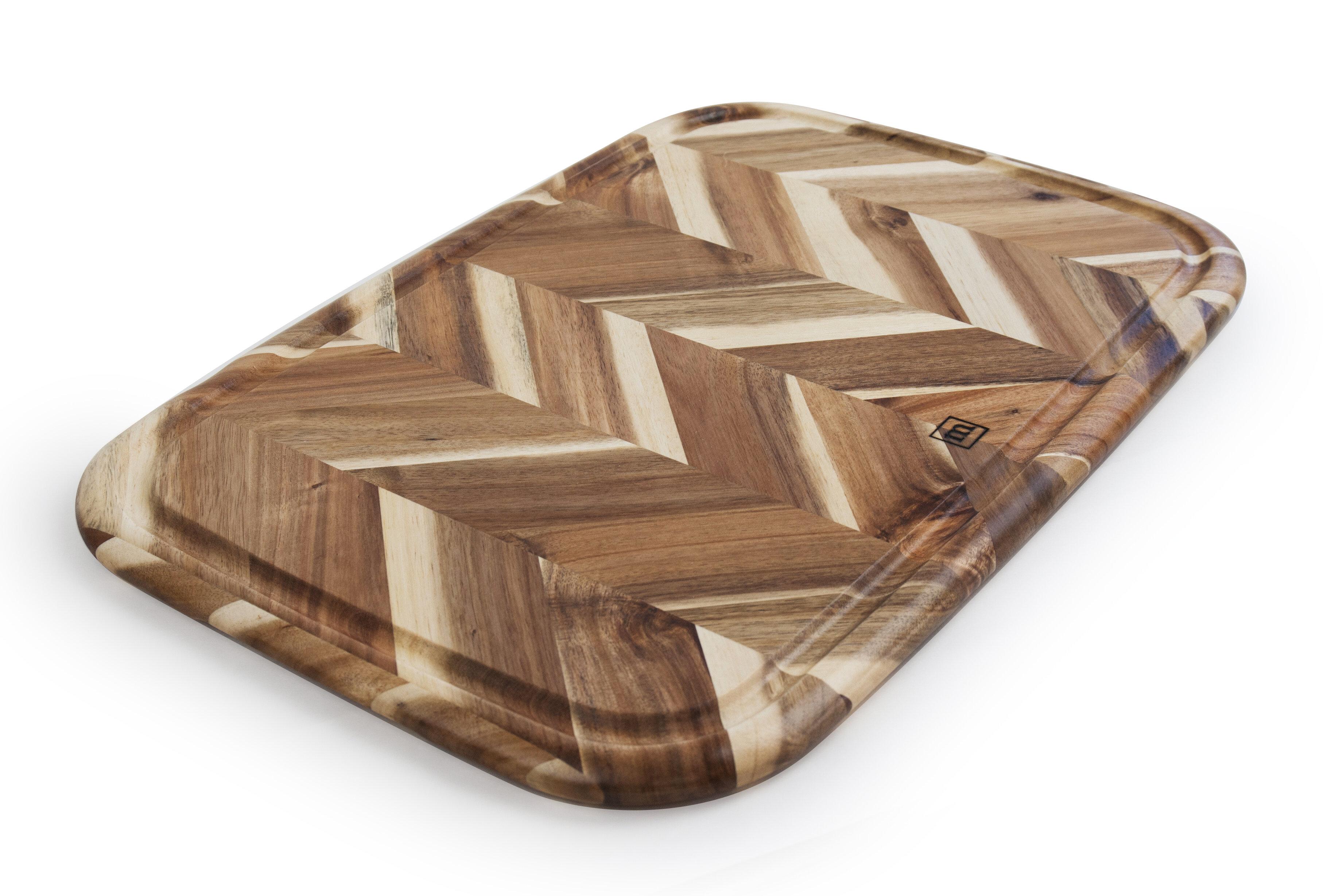 Architec Madeira Acacia Wood Cutting Board Reviews Wayfair