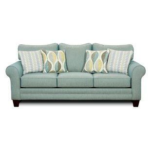Primavera Upholstered Sofa by Hokku Designs