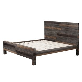 Isabelle California King Panel Bed