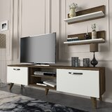 TV Stand for TVs up to 65 by Kybele Decor