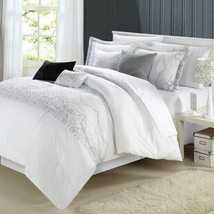 Ilanb 8 Piece Comforter Set by Lark Manor