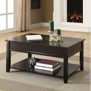 Price comparison Laverty Traditional Looking Coffee Table by Winston Porter Reviews (2019) & Buyer's Guide