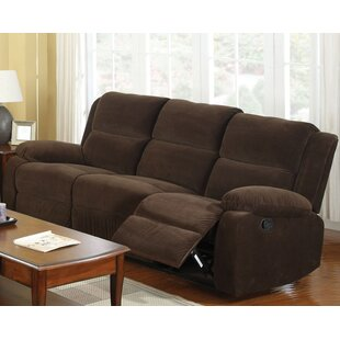 Compare prices Hoosier Recliner Sofa by Red Barrel Studio Reviews (2019) & Buyer's Guide