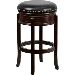 Breana 29 Swivel Bar Stool by Charlton Home