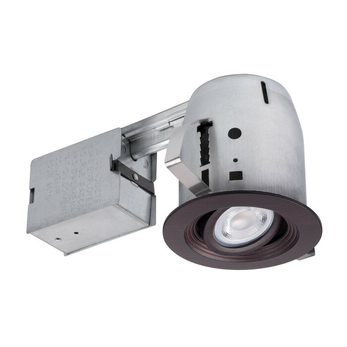 Globe Electric S 4 Recessed Lighting Kit