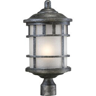 Check Prices Hartnell Outdoor 1-Light Lantern Head By Breakwater Bay