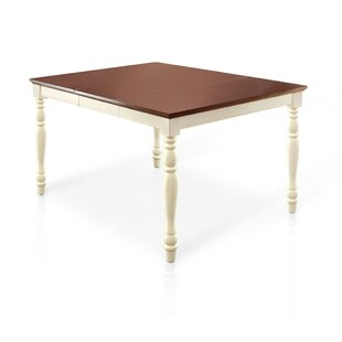 Laureaus Extendable Dining Table Hokku Designs
