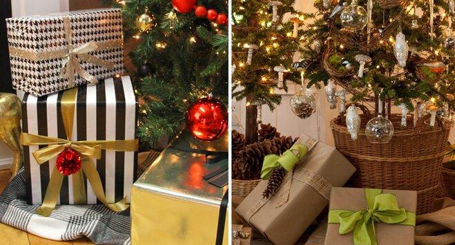 Fun Christmas Tree Skirt Alternatives - Fun Christmas Tree Skirt Alternatives Wayfair