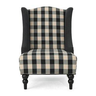 Alejandra Wingback Chair by Charlton Home SKU:DE507452 Information