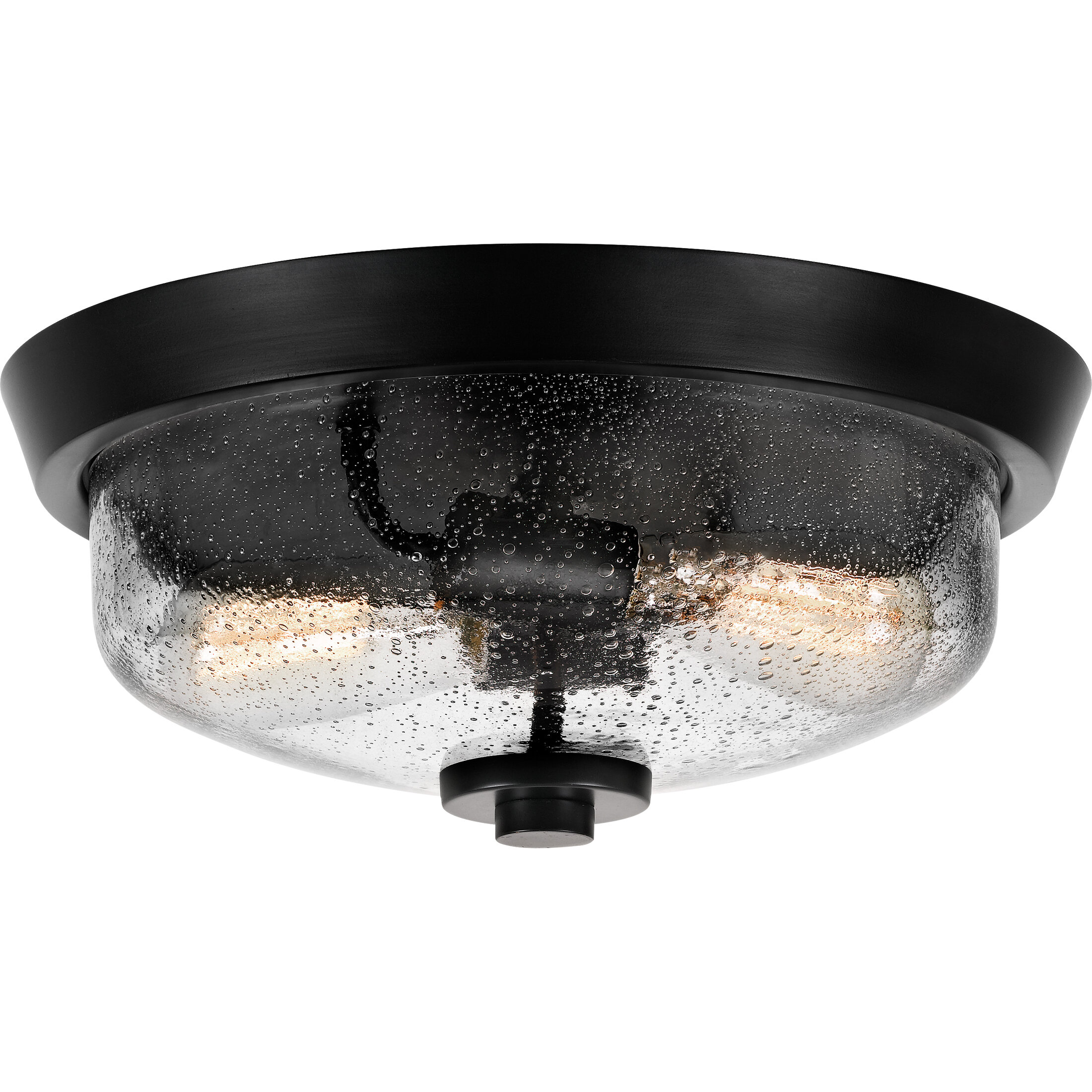 Brushed Nickel Clear Glass Shade Ceiling Lights You Ll Love In 2021 Wayfair