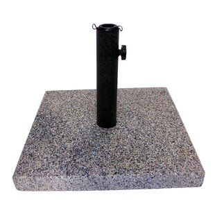 Granito Stone Free Standing Umbrella Base by California Outdoor Designs Best #1