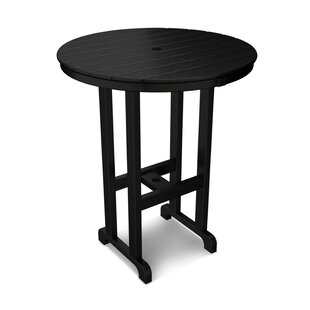 Round Outdoor Bar Table