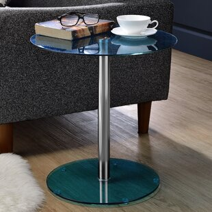Reviews Sadye End Table By Ebern Designs