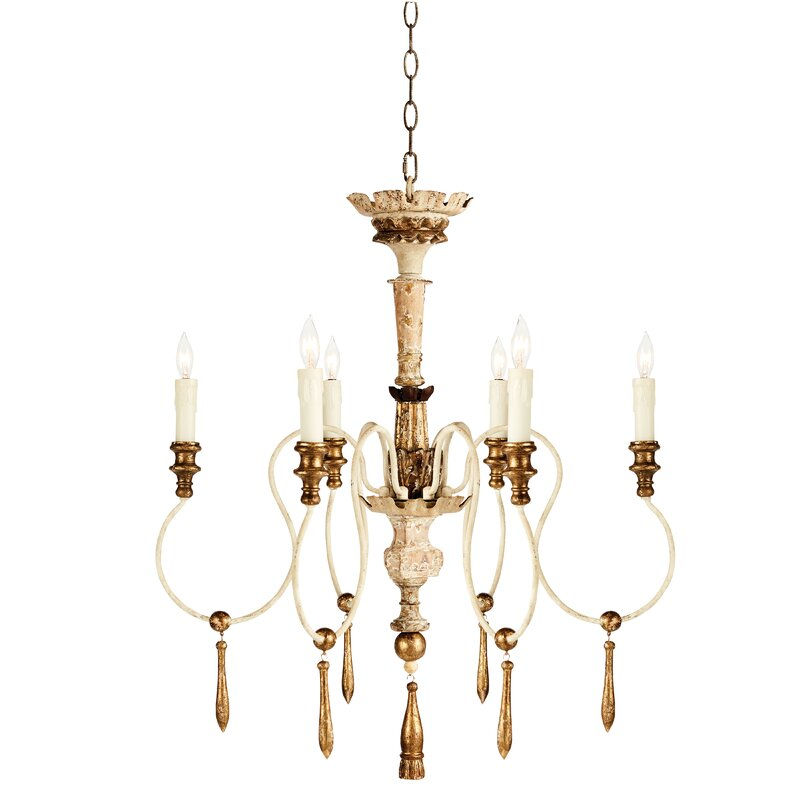 Bonnelles 6-Light Chandelier