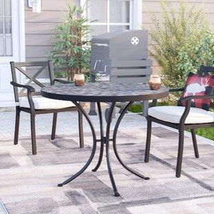 Loon Peak Sequoyah Outdoor Dining Table