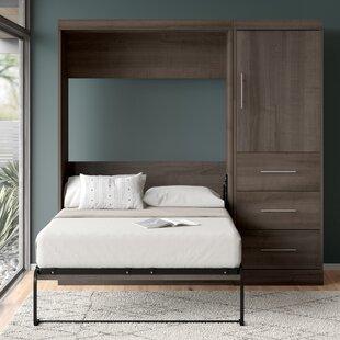 Colquitt Storage Murphy Bed by Zipcode Design