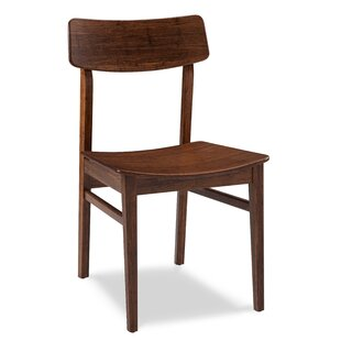Zenith Solid Wood Dining Chair (Set of 2)..