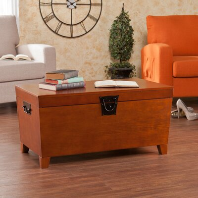 Philo Coffee Table with Storage by Andover Mills