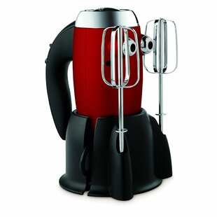 Heritage Candy Apple 6 Speed Hand Mixer