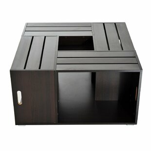 Ezell Coffee Table with Storage by Winsto..