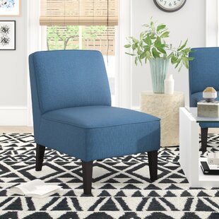 Ebern Designs Bayviewpark Slipper Chair