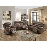 Sumpter Motion 3 Piece Reclining Living Room Set by Red Barrel Studio®