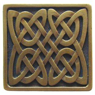 Celtic Isles Square Knob