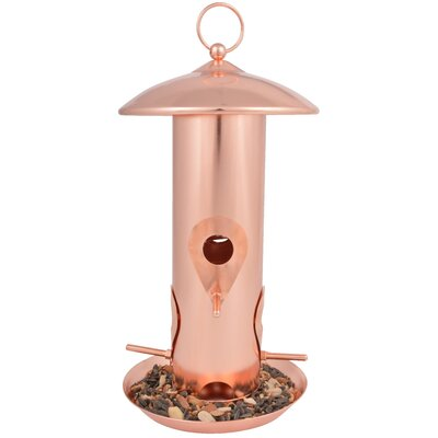 Tube Bird Feeder EsschertDesign