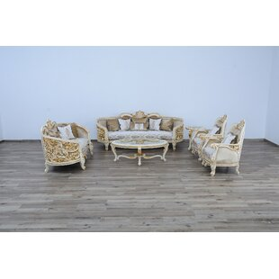 Astoria Grand Cheyenne 2 Piece Coffee Table Set