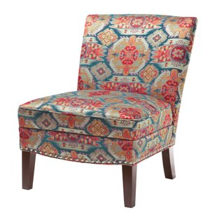 Highworth Curved Back Slipper Chair by Mistana